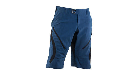 Race Face Ambush fietsbroek kort Heren blauw
